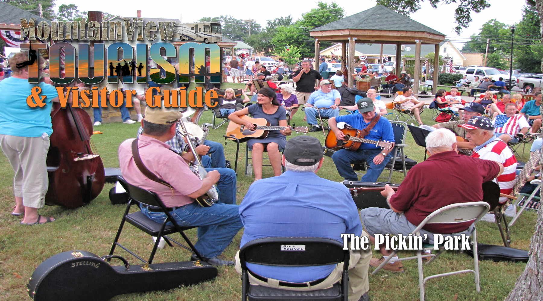 Pickin Park in Mountain View Ar